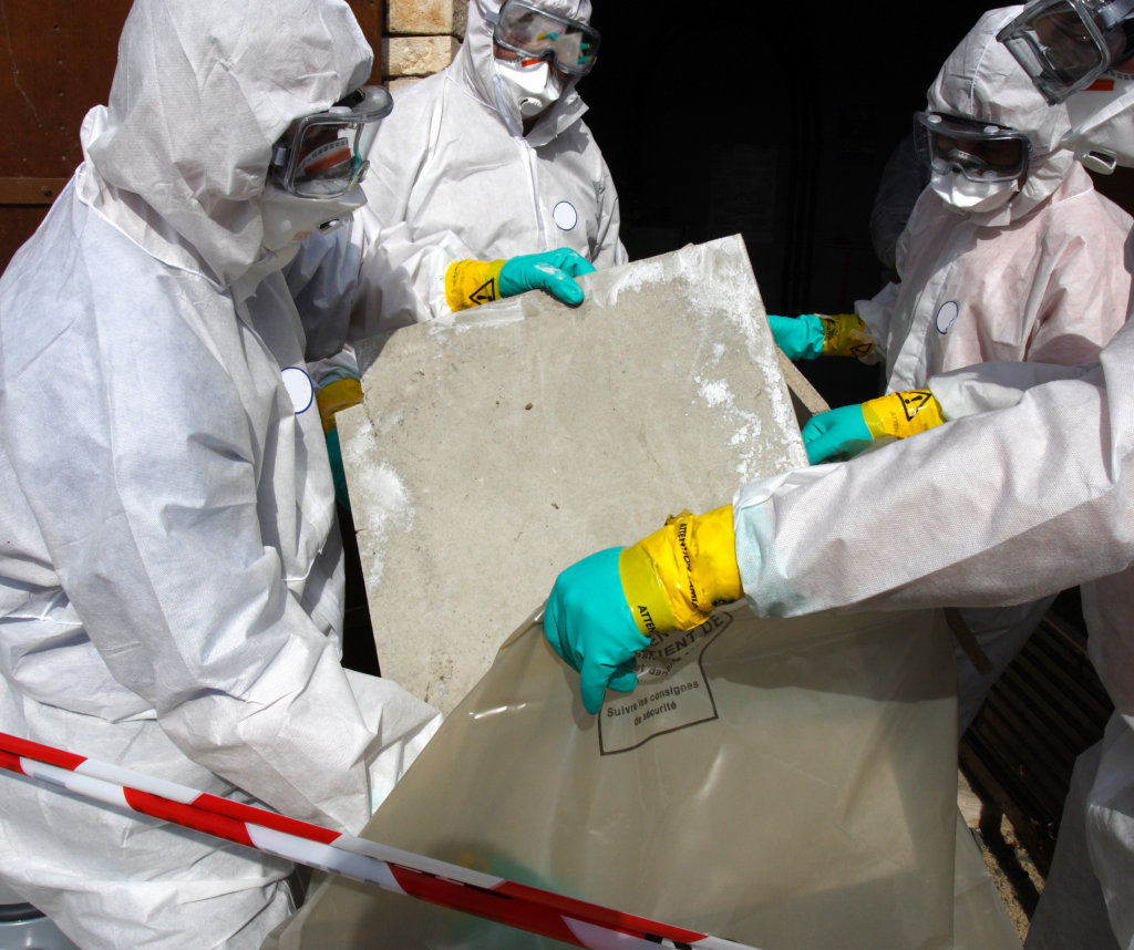 asbestos-worker